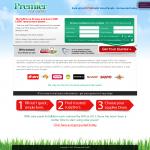 PSP Landing Page Spring 2012